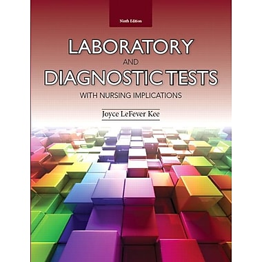 NURSING WITH DIAGNOSTIC TESTS IMPLICATIONS LABORATORY AND