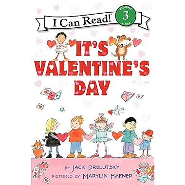 It's Valentine's Day (I Can Read Book 3)