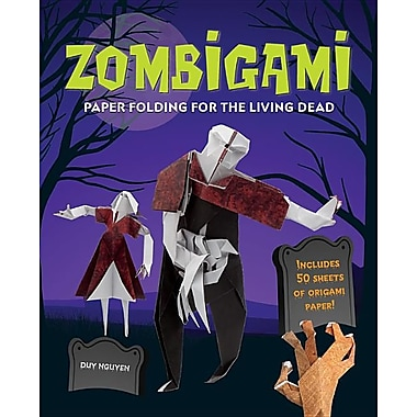 Zombigami: Paper Folding for the Living Dead (Sterling Children's Origami)