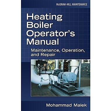 Heating Boiler Operator's Manual