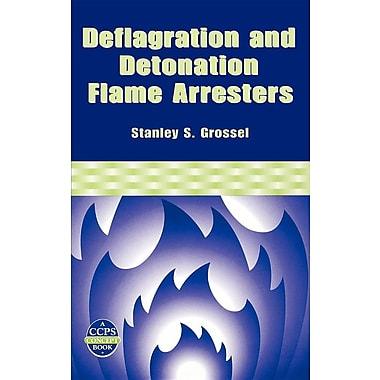 Deflagration and Detonation Flame Arresters