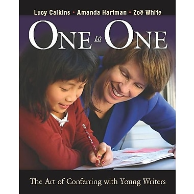 One to One: The Art of Conferring with Young Writers