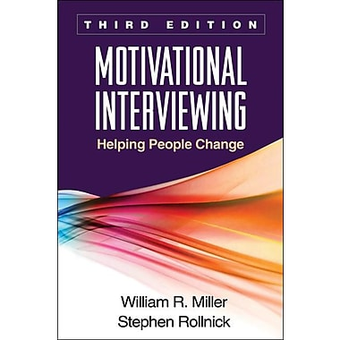 Motivational Interviewing, Third Edition, Used Book