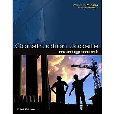 Construction Jobsite Management, Used Book