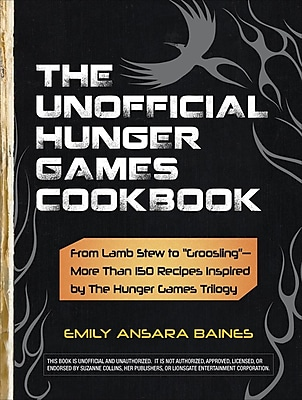 The Unofficial Hunger Games Cookbook 586331