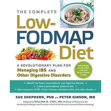 The Complete Low-FODMAP Diet