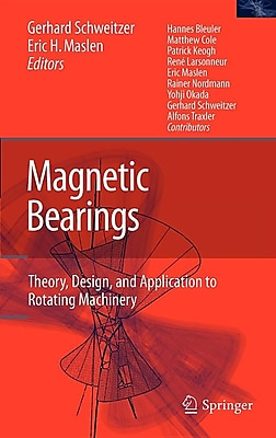 Magnetic Bearings: Theory, Design, and Application to Rotating Machinery 340279