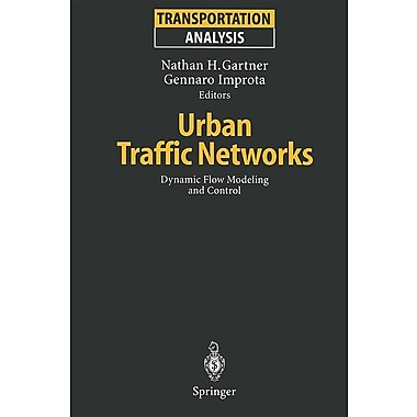 Urban Traffic Networks: Dynamic Flow Modeling and Control