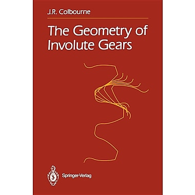 The Geometry of Involute Gears