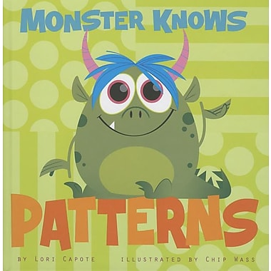 Monster Knows Patterns (Monster Knows Math)