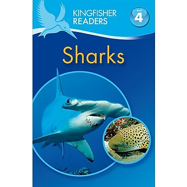 Kingfisher Readers L4: Sharks (Kingfisher Readers. Level 4)