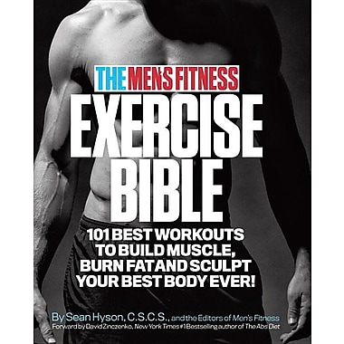 The Men's Fitness Exercise Bible: