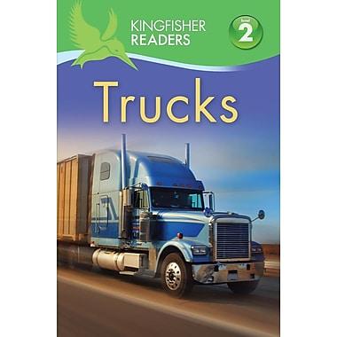 Kingfisher Readers L2: Trucks (Kingfisher Readers. Level 2)