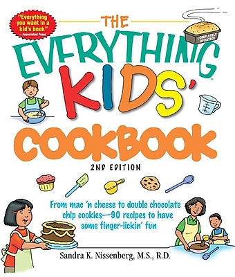 The Everything Kids' Cookbook 627478