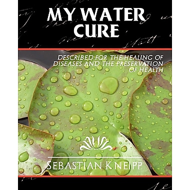 My Water - Cure (New Edition)