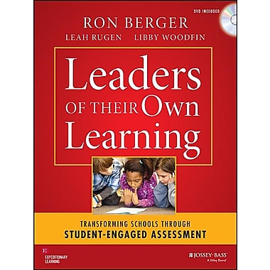 Leaders of Their Own Learning: Transforming Schools Through Student-Engaged Assessment, Used Book