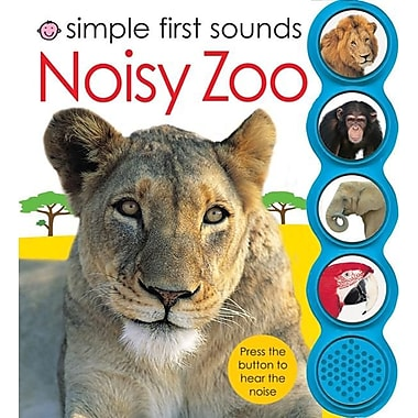 Simple First Sounds Noisy Zoo