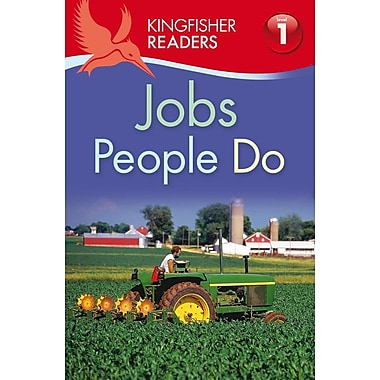 Kingfisher Readers L1: Jobs People Do