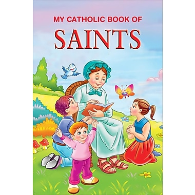 My Catholic Book of Saints Stories (St. Joseph Kids' Books)