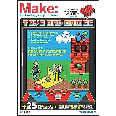 Make: Technology on Your Time Volume 28