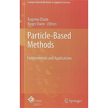 Particle-Based Methods: Fundamentals and Applications