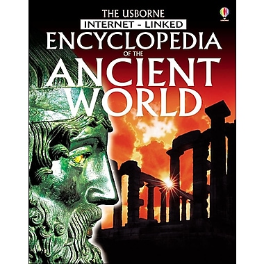 The Usborne Encyclopedia of the Ancient World: Internet Linked (History Encyclopedias), New Book