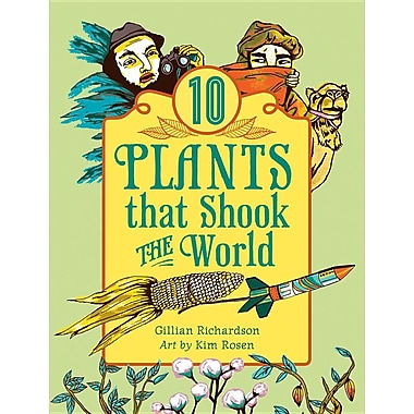 10 Plants That Shook The (World Paperback)