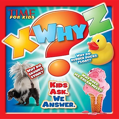 TIME For Kids X-WHY-Z