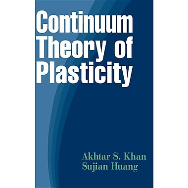 Continuum Theory of Plasticity