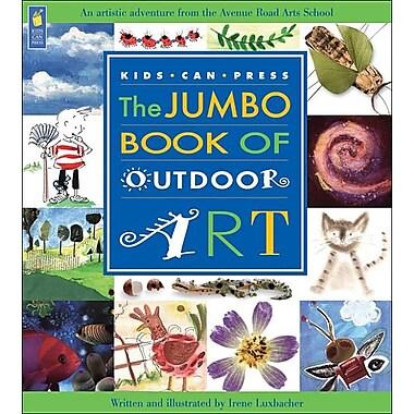 The Jumbo Book of Outdoor Art (Jumbo Books)
