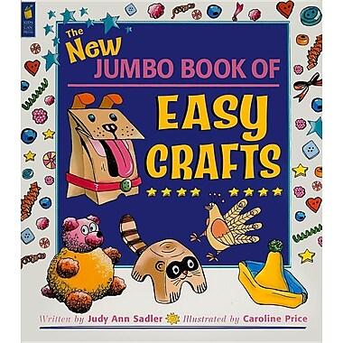 The New Jumbo Book of Easy Crafts (Jumbo Books)