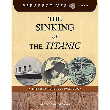 The Sinking of the Titanic (Perspectives Library)