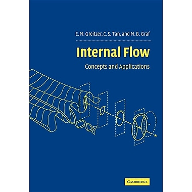 Internal Flow: Concepts and Applications
