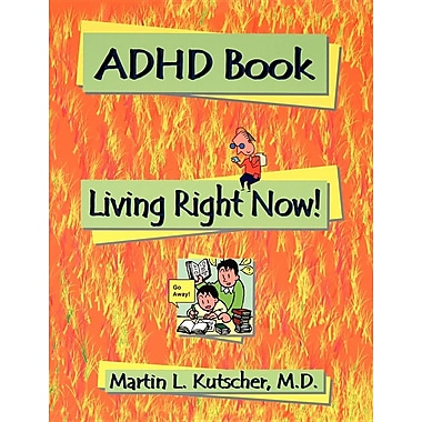 ADHD Book Living Right Now Staples