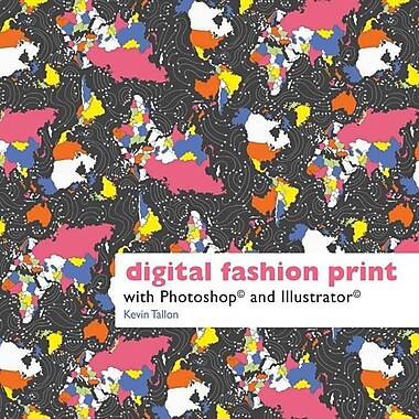 Digital Fashion Print with Photoshop and Illustrator