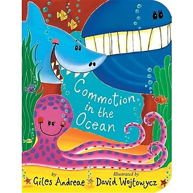 Commotion In The Ocean (Hardcover)