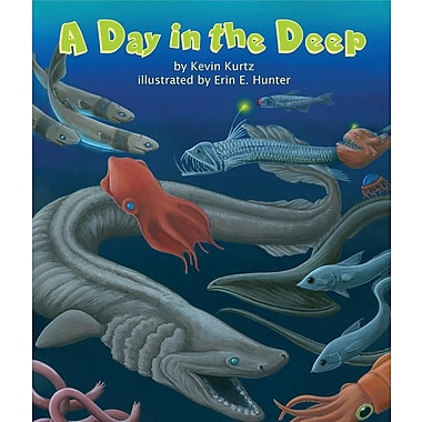 A Day in the Deep (Paperback)