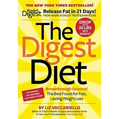 The Digest Diet: The Best Foods for Fast
