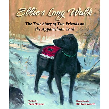 Ellie's Long Walk: The True Story of Two Friends on the Appalachian Trail (Paperback)