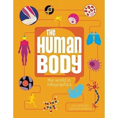 The Human Body (The World in Infographics)