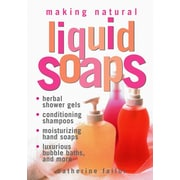 Making Natural Liquid Soaps