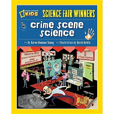 Science Fair Winners: Crime Scene Science