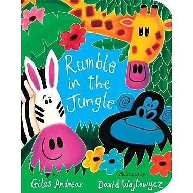 Rumble in the Jungle(Board book)