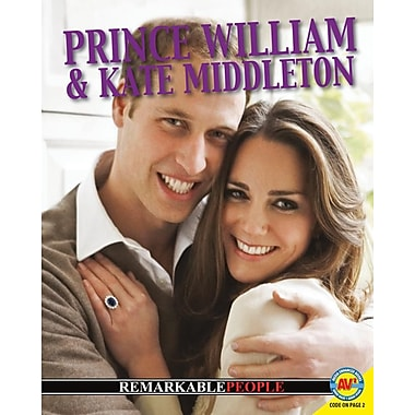 Prince William and Kate Middleton (Remarkable People)