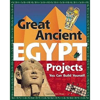 Great Ancient EGYPT Projects: You Can Build Yourself