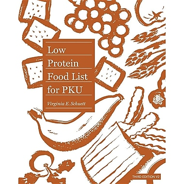 Low Protein Food List for PKU