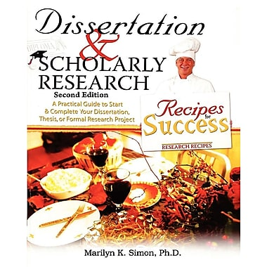 Dissertation & Scholarly Research