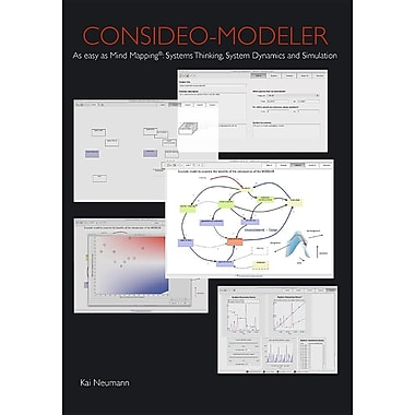 Consideo Modeler: As Easy As Mind Mapping: Systems Thinking, System Dynamics And Simulation