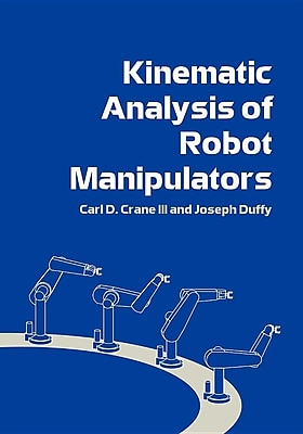 Kinematic Analysis of Robot Manipulators 354151