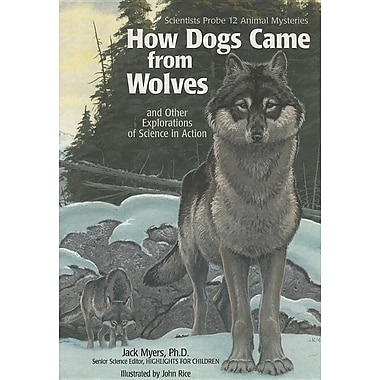 How Dogs Came from Wolves